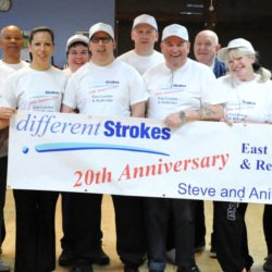 Picture Of Stroke charity turns 20